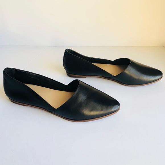 c8f17eddb52 Aldo Shoes - ALDO Flats Blanchette Black 6.5